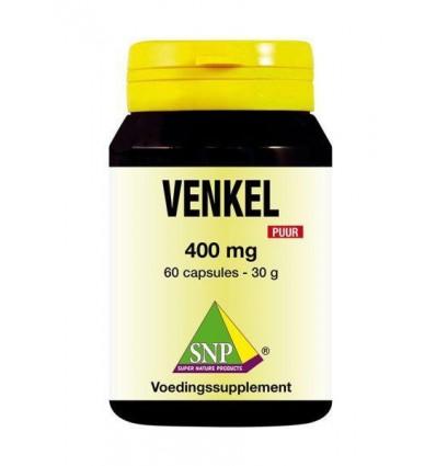 Fytotherapie SNP Venkel 400 mg puur 60 capsules kopen