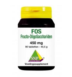 SNP FOS Fructo-oligosacchariden 90 tabletten | Superfoodstore.nl