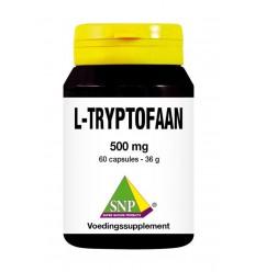 SNP L-Tryptofaan 500 mg 60 capsules | € 18.99 | Superfoodstore.nl