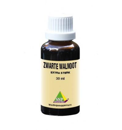 SNP Zwarte walnoot extra sterk 30 ml | € 18.99 | Superfoodstore.nl