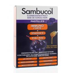 Sambucol Pastilles 20 stuks | € 7.30 | Superfoodstore.nl