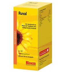 Bloem Ruval 100 ml | Superfoodstore.nl