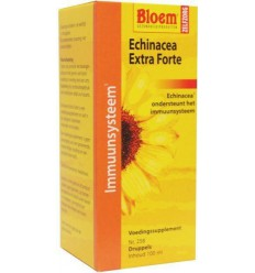 Bloem Echinacea extra forte 100 ml   Superfoodstore.nl