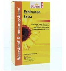Bloem Echinacea extra 60 capsules | Superfoodstore.nl