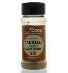 Cook Kaneel Ceylon gemalen 35 gram | Superfoodstore.nl