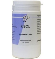 Holisan Kisol 120 tabletten | € 14.36 | Superfoodstore.nl