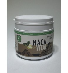 Maca Vital Maca 270 capsules | Superfoodstore.nl
