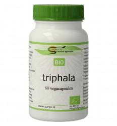 Surya Bio triphala 60 capsules | Superfoodstore.nl