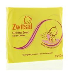 Zwitsal Zeep 2-pak 180 gram   € 2.12   Superfoodstore.nl
