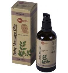 Aromed Baby massageolie bio 100 ml | € 16.68 | Superfoodstore.nl