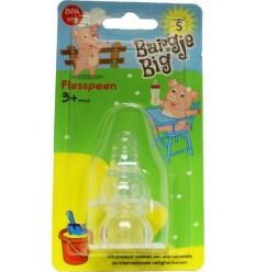 Bargje Big Silicone speen fles maat S | € 2.12 | Superfoodstore.nl
