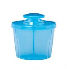 Dr Brown's Melkpoeder dispenser blauw | Superfoodstore.nl