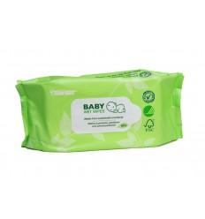 Babydoekjes Smartkids Vochtige baby doekjes eco 60 stuks kopen