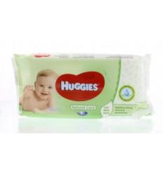Huggies Wipes naturalcare 56 stuks | Superfoodstore.nl