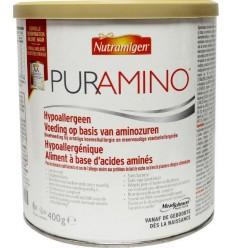 Nutramigen Puramino 400 gram | Superfoodstore.nl