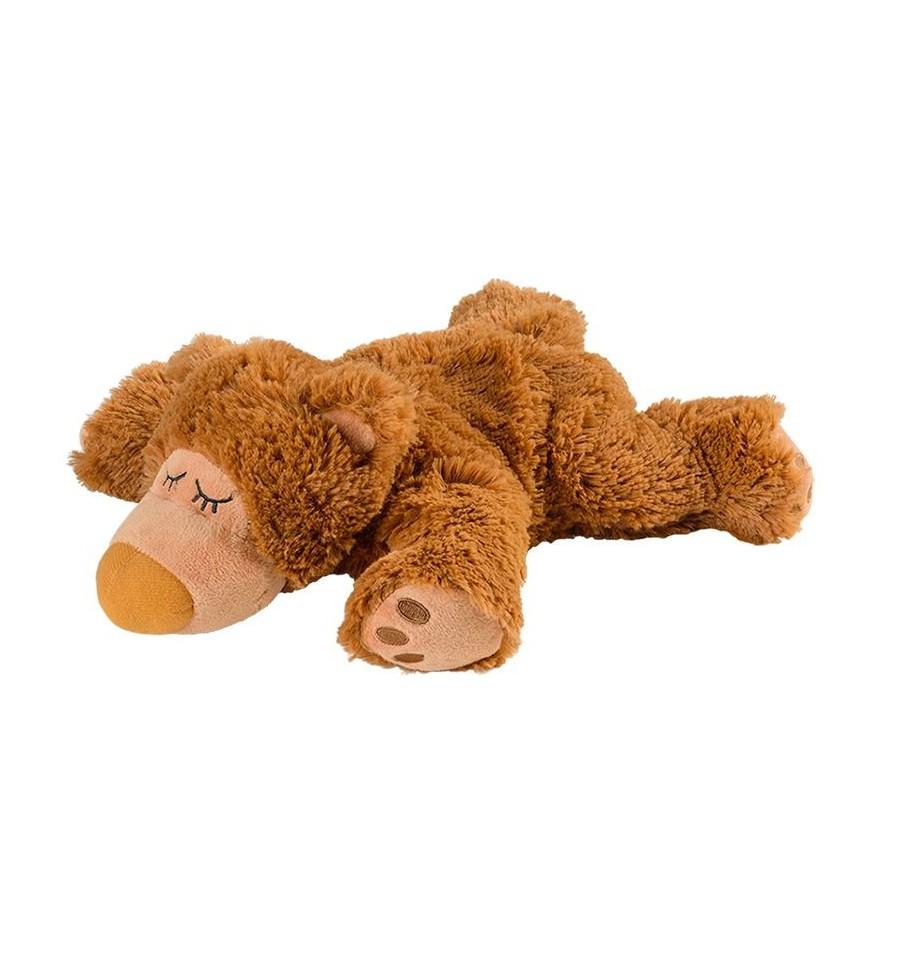 Warmies Sleepy bear reloaded uitneembare vulling