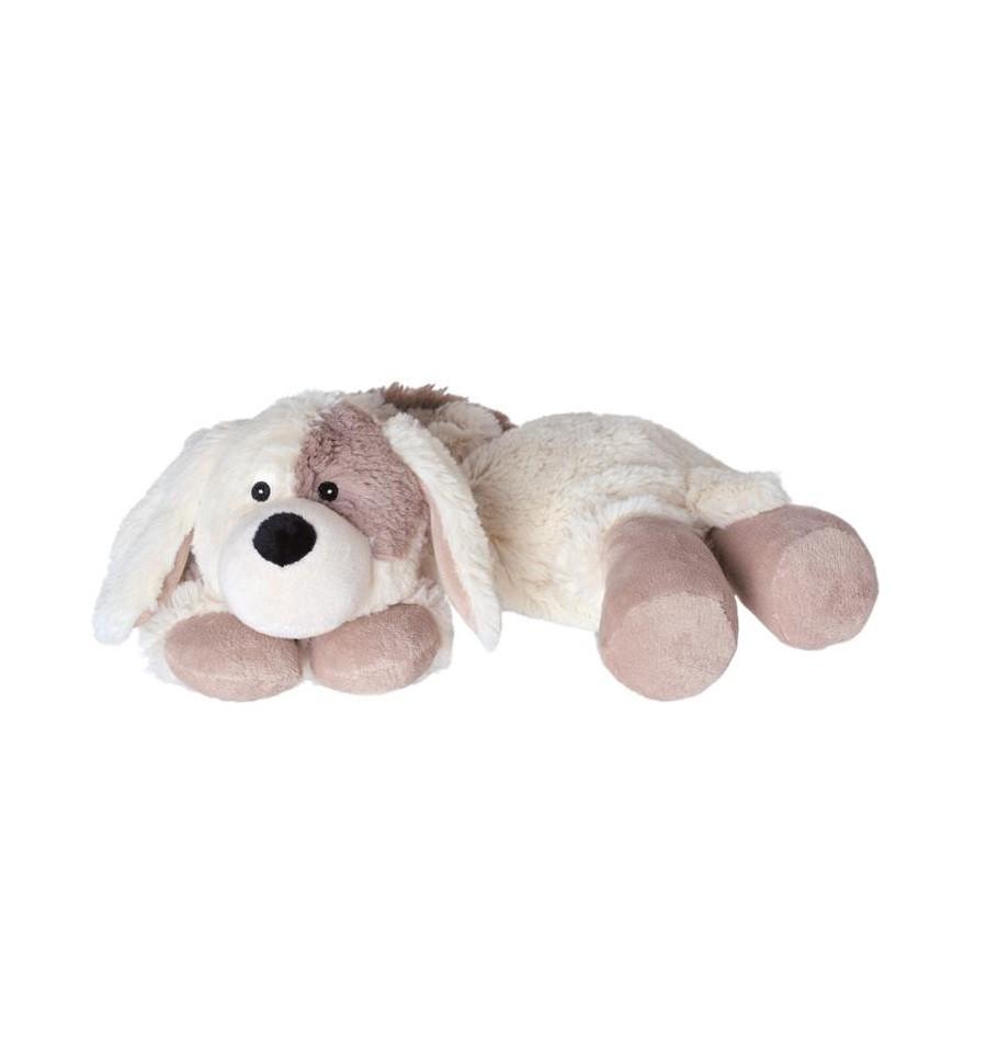Warmies Hot pak hond lichtbruin
