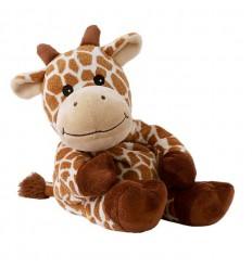 Warmte elementen Warmies Giraffe giraffana lavendel kopen