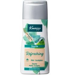 Kneipp Douche mint/eucalyptus 200 ml | Superfoodstore.nl