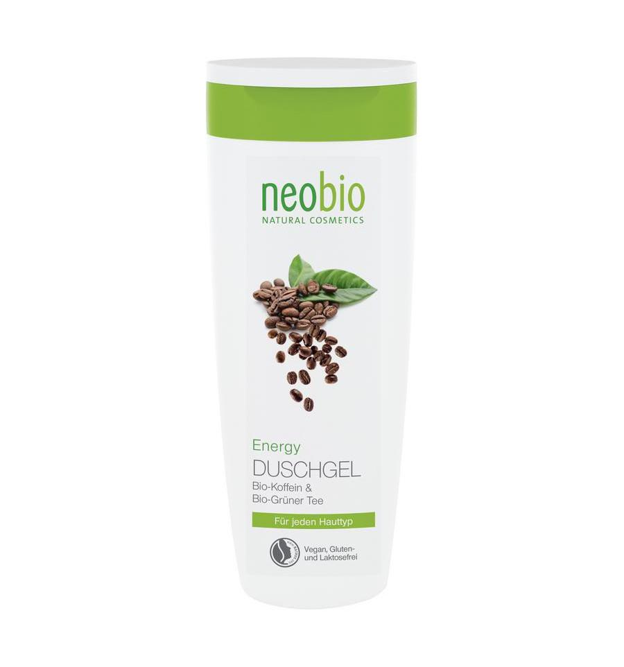 Neobio Douchegel energy 250 ml