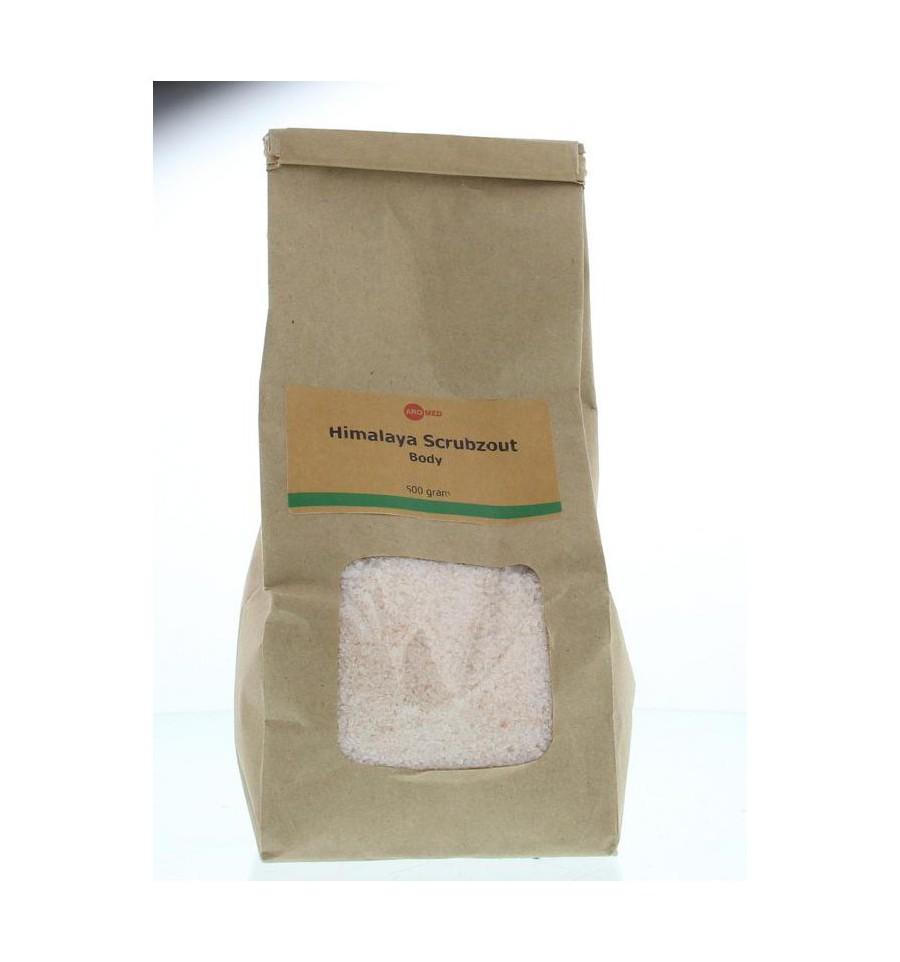 Aromed Scrubzout himalaya zak 500 gram