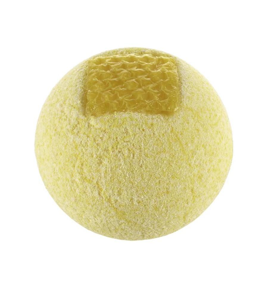 Treets Bath ball honey bee