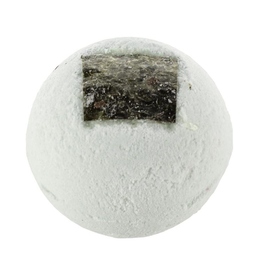 Treets Bath ball seaweed shore