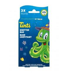 Bad & Douchegel Tinti Crackling bath 3 stuks kopen