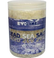 Evi Line Dode zee zout pot 1 kg | € 5.50 | Superfoodstore.nl