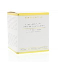 Medex Causaal deodorant 20 ml | € 20.79 | Superfoodstore.nl
