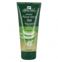 Aloe Pura Aloe pura aloe vera gel organic original 200 ml |