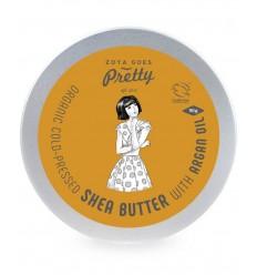Bodycrème & Bodyscrub Zoya Goes Pretty Shea & argan body butter