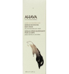 Ahava Dermud nourishing bodycream 200 ml | € 23.52 | Superfoodstore.nl