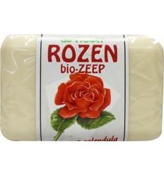 De Traay Zeep roos / calendula bio 250 gram | Superfoodstore.nl