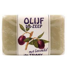 De Traay Zeep olijf / lavendel bio 250 gram | € 3.87 | Superfoodstore.nl
