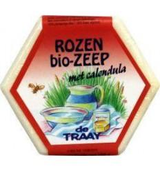 Natuurlijk zeep De Traay Zeep roos / calendula 100 gram kopen