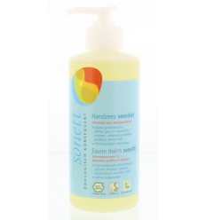 Sonett Handzeep sensitive 300 ml | Superfoodstore.nl