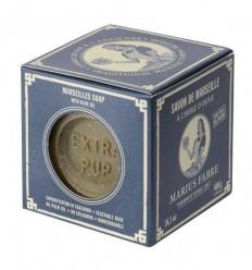 Marius Fabre Savon marseille zeep in doos olijf 400 gram  