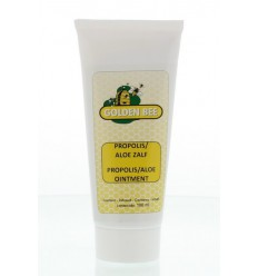 Golden Bee Propolis aloe huidzalf 100 ml | Superfoodstore.nl