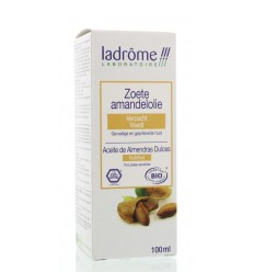 La Drome Amandelolie zoet bio 100 ml | € 11.30 | Superfoodstore.nl