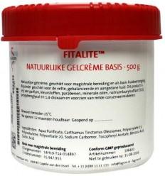 Fagron Fitalite gel creme 500 gram | Superfoodstore.nl