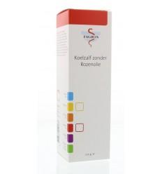 Fagron Koelzalf zonder rozenolie doos & bijsluiter 100 gram |