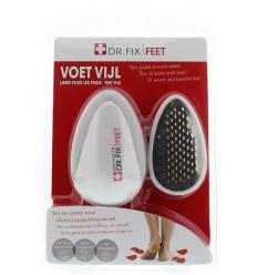 DR Fix Feet voetvijl | Superfoodstore.nl
