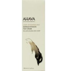 Ahava Dermud intensive foot cream 100 ml | Superfoodstore.nl