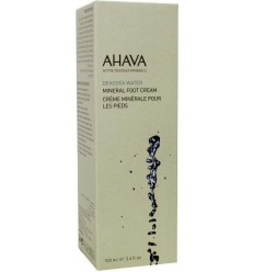 Ahava Mineral foot cream 100 ml | € 17.76 | Superfoodstore.nl