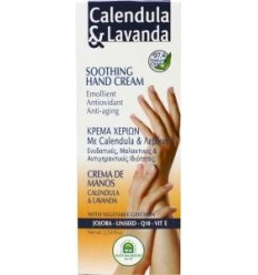 Natura House Calendula lavendel handcreme 75 ml  