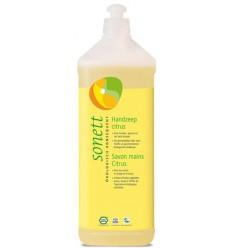 Handzeep Sonett Handzeep citrus vloeibaar 1 liter kopen