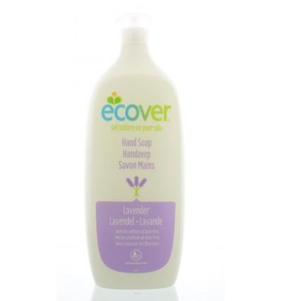 Ecover Handzeep lavendel aloe vera navul 1 liter