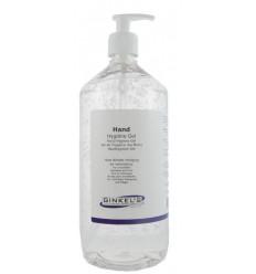Ginkel's Desinfecterend handgel 1 liter | Superfoodstore.nl