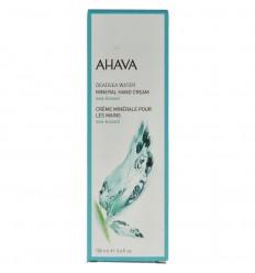 Ahava Mineral hand cream sea kissed 100 ml | Superfoodstore.nl